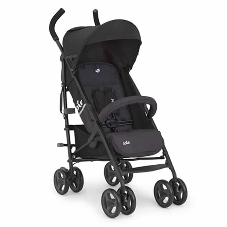 Joie nitro™ lx | Lightweight Pushchair For Newborns & Toddlers | Great For Travel