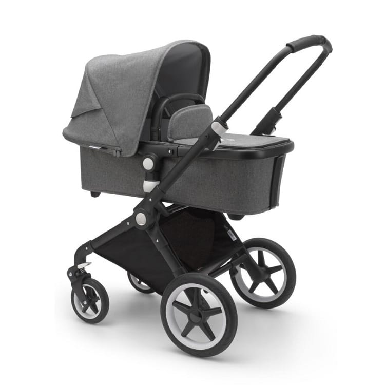 Bugaboo Lynx | Lightweight stroller - How to fold your stroller (ultra compact fold)
