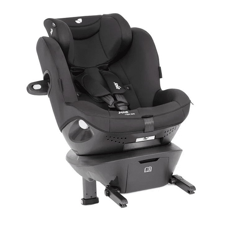 Joie i-Spin Safe™ | i-Size & Plus Test Certified Rear-facing Car Seat | Our Safest Car Seat