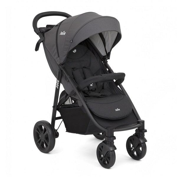 Joie litetrax™ 4 | Parent & Kid-Favourite Multi-Mode Pushchair